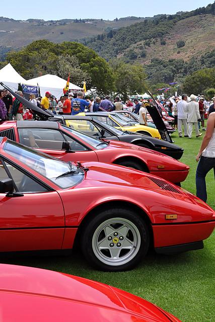 Ferrari section