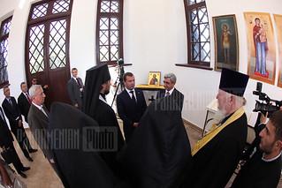 Dmitry Medvedev's visit to Gyumri | by PAN Photo Agency