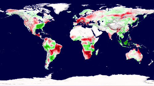 Drought Drives Decade-Long Decline in Plant Growth | by NASA Goddard Photo and Video