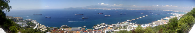 Gibraltar - The Upper Rock