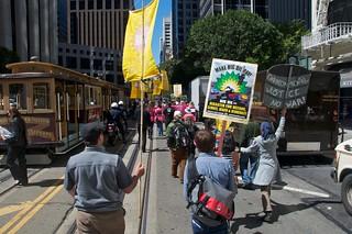 Make Big Oil Pay march to Chevron, EPA & BP 131