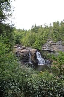 View of Blackwater Falls | by daveynin