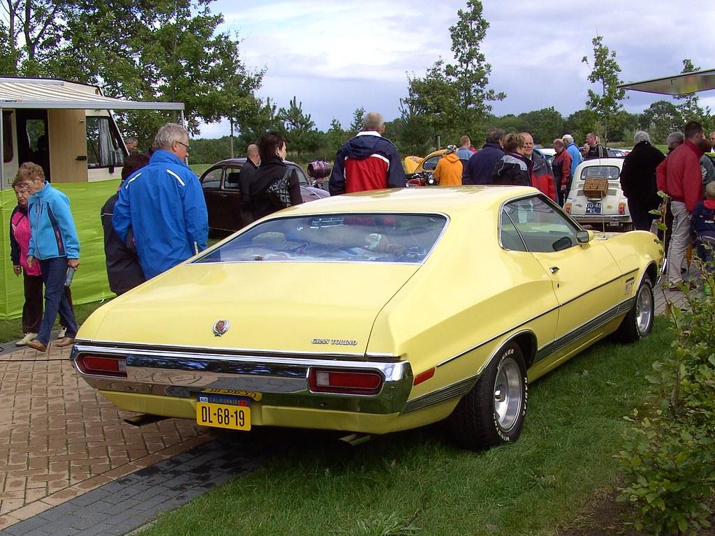 1972 Ford Gran Torino Sport   David van Mill   Flickr