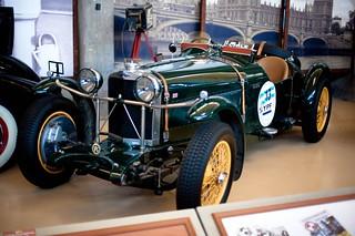 London Talbot 1934