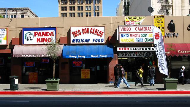Taco Don Calors - Mexican Food