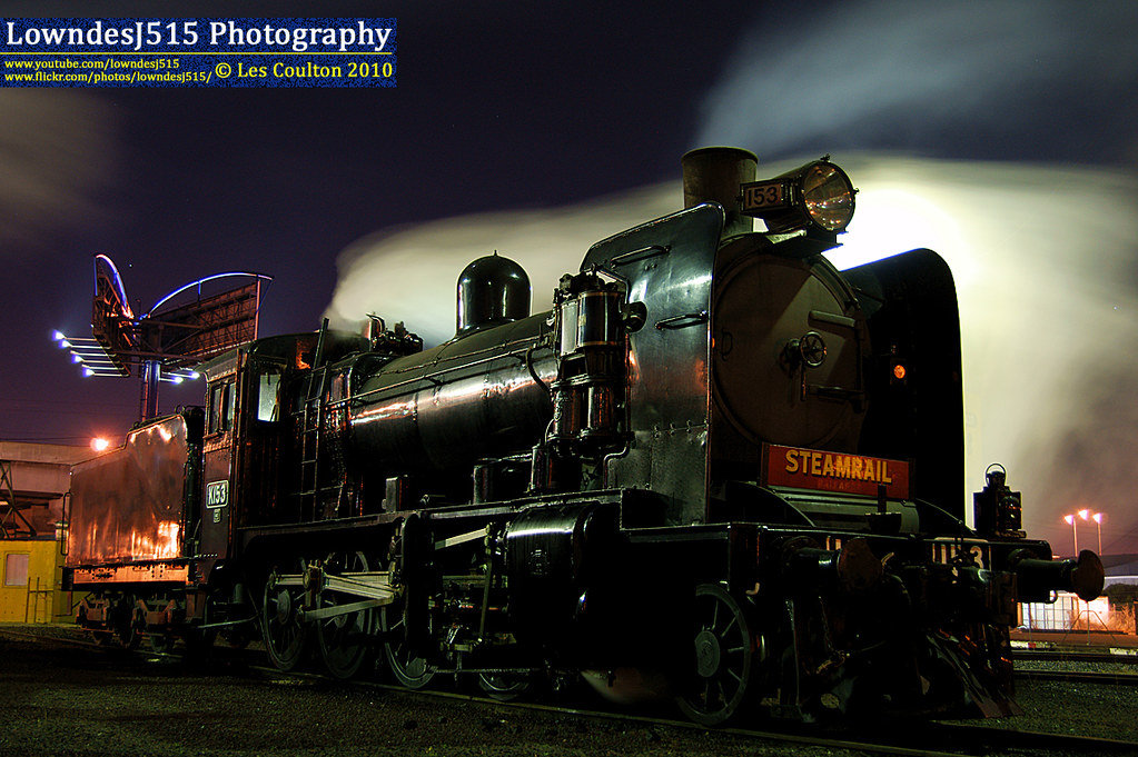 K153 at South Dynon by LowndesJ515