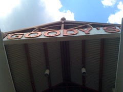 Goody's Sign, Front of Food Court