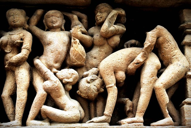 Stone Sex Party