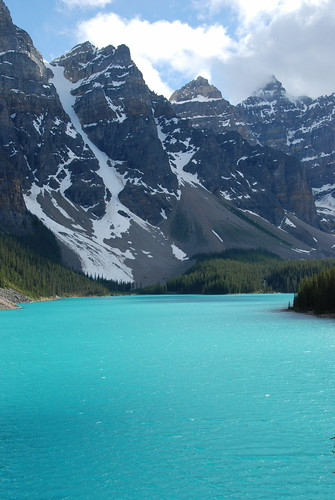 Moraine Lake, Banff National Park | by mcdanielism