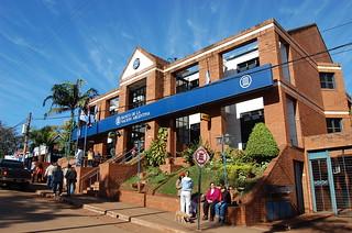 Banco de la Nacion Argentina - Puerto Iguazu   by kawanet