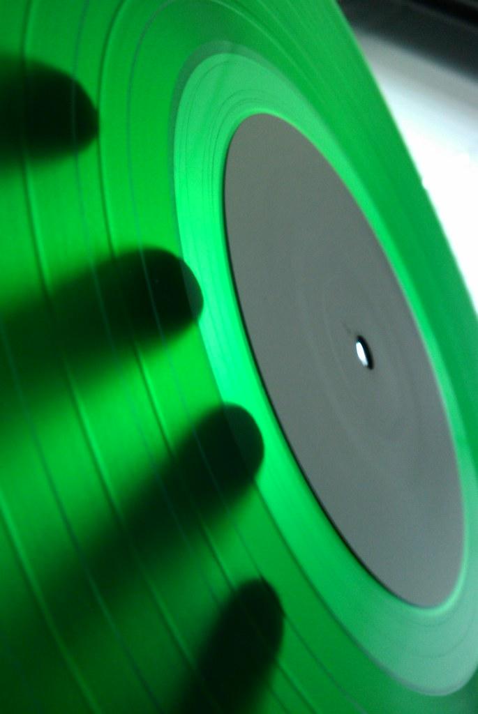 Green Vinyl A The Pogues Live Album On Green Vinyl