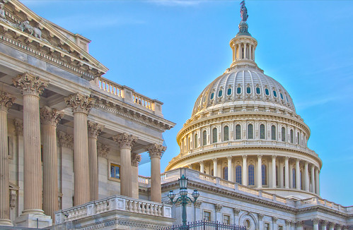 U.S. Capitol   by vpickering