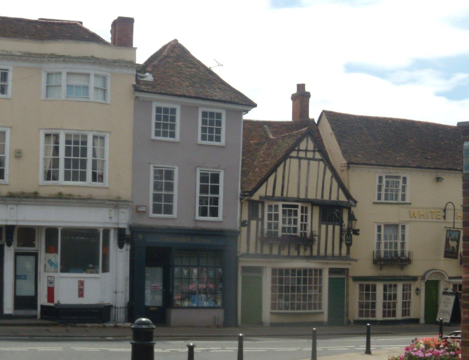 A Coggeshall street Kelvedon Circular