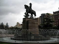 [Logroño]Estatua de Espartero