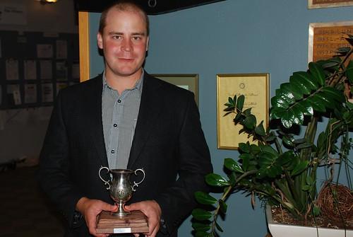 "Segraren ""Kungsmarken Hickory Open"", Lund - Nils Berg"