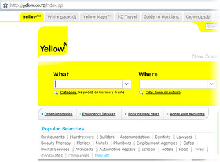 yellow-pages-nz | New Zealand Yellow Pages Online | Doug