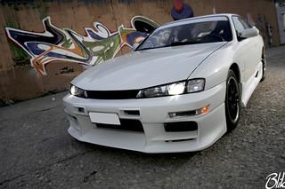 Nissan Silvia de Dani
