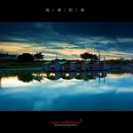 Twilight @ Four Weeds 四草の暮, 2010  02