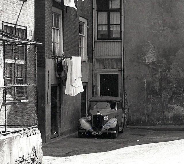 SX-10-65 Lancia Belna cabriolet 1934