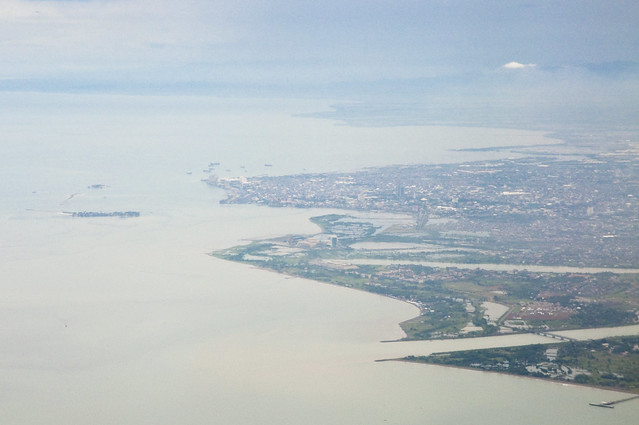First Sight of Makassar