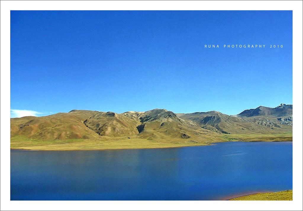 Lago Andino
