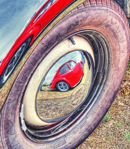 VW Beetle   by Hexagoneye Photography