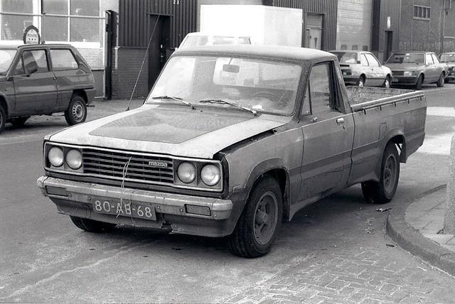 Mazda Pick-up 1977