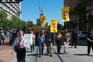 Make Big Oil Pay march to Chevron, EPA & BP 119