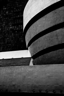 Solomon R. Guggenheim Museum in New York City | by ugod