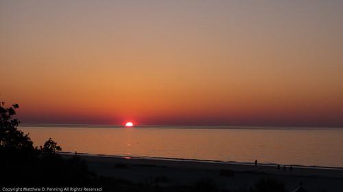 ocean morning pink blue red orange beach sunrise morninglight colorful purple potd panasonic atlanticocean skyclouds mattpenning hiltonheadislandsouthcarolina lx3 penningphotography panasonicdmclx3