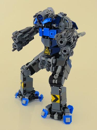 Heavy Battle Robot