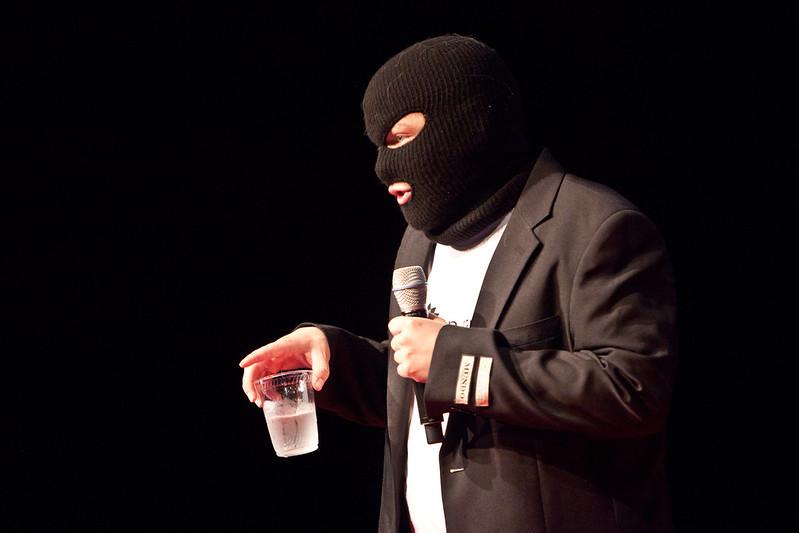 Leroy Stick - TEDx Oil Spill - Washington, DC