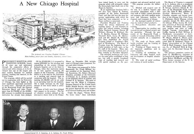 A New Chicago Hospital - February, 1930