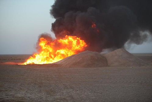 ISAF forces destroy illicit narcotics seized in Helmand province | by ResoluteSupportMedia