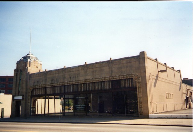 Buffalo NY ~ Pierce-Arrow Showroom