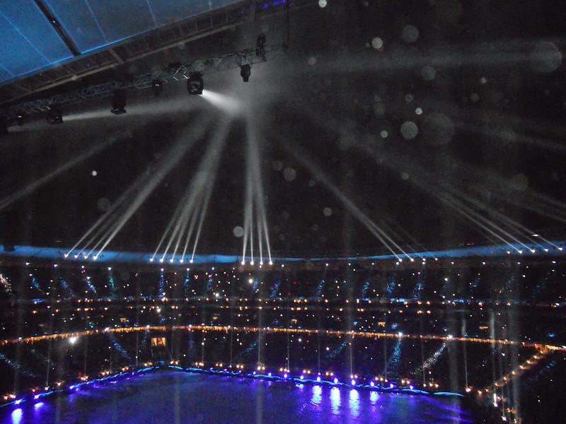 Soccer City final match closing ceremony