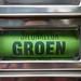 Steunkleur Groen