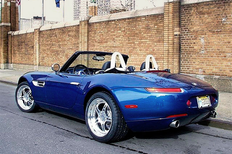 E52 Z8 Roadster Tpoaz Blue Bmw Car Club Gb Ireland Flickr