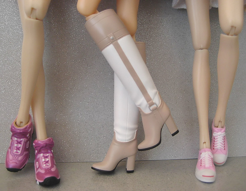 BIC exclusive Momoko shoes