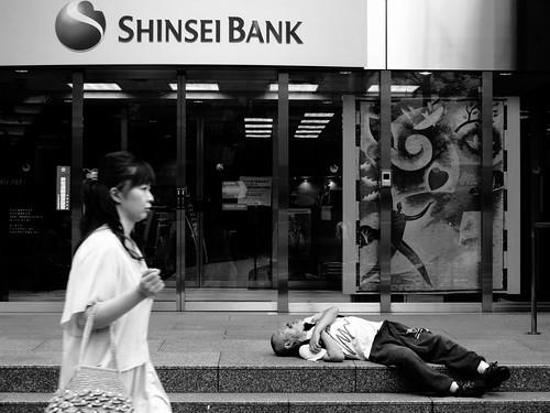 SHINSEI BANK. | by MIKI Yoshihito. (#mikiyoshihito)