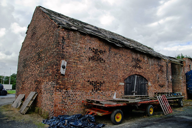 Old Barn rear