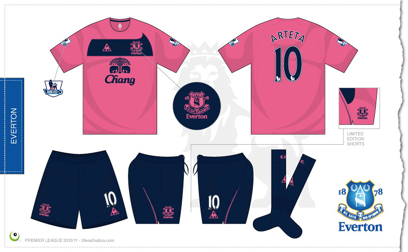 sports shoes 7af39 e4981 Everton away kit 2010/2011 | Sergio Scala | Flickr