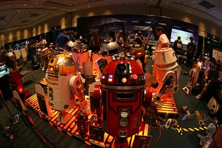 R2 Builders at Celebration V | by MattDoc