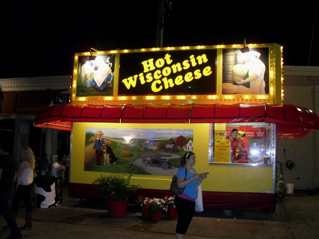 Wisconsin Cheese State Fair