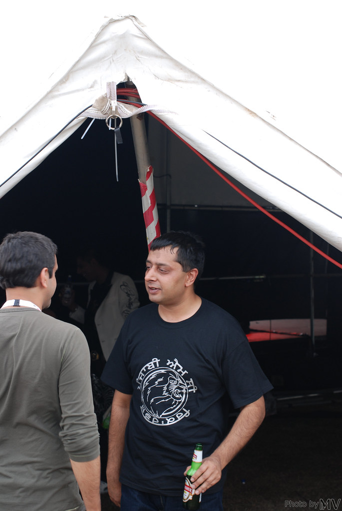 Panjabi MC [London Mela 2010]