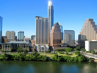 Austin Texas Lake Front   by StuSeeger
