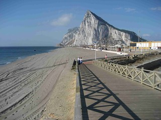 Gibraltar from La Linea | by D-Stanley
