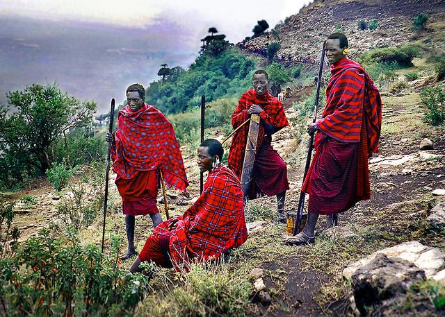 Return To Cattle Camp - Ngorongoro Crater Rim, Tanzania