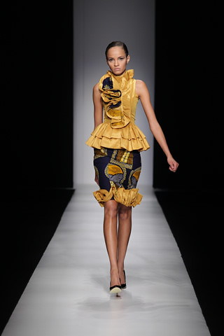 Cbrown Vogue Style School Of Fashion And Design Flickr
