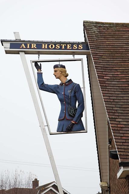 Air Hostess, Tollerton